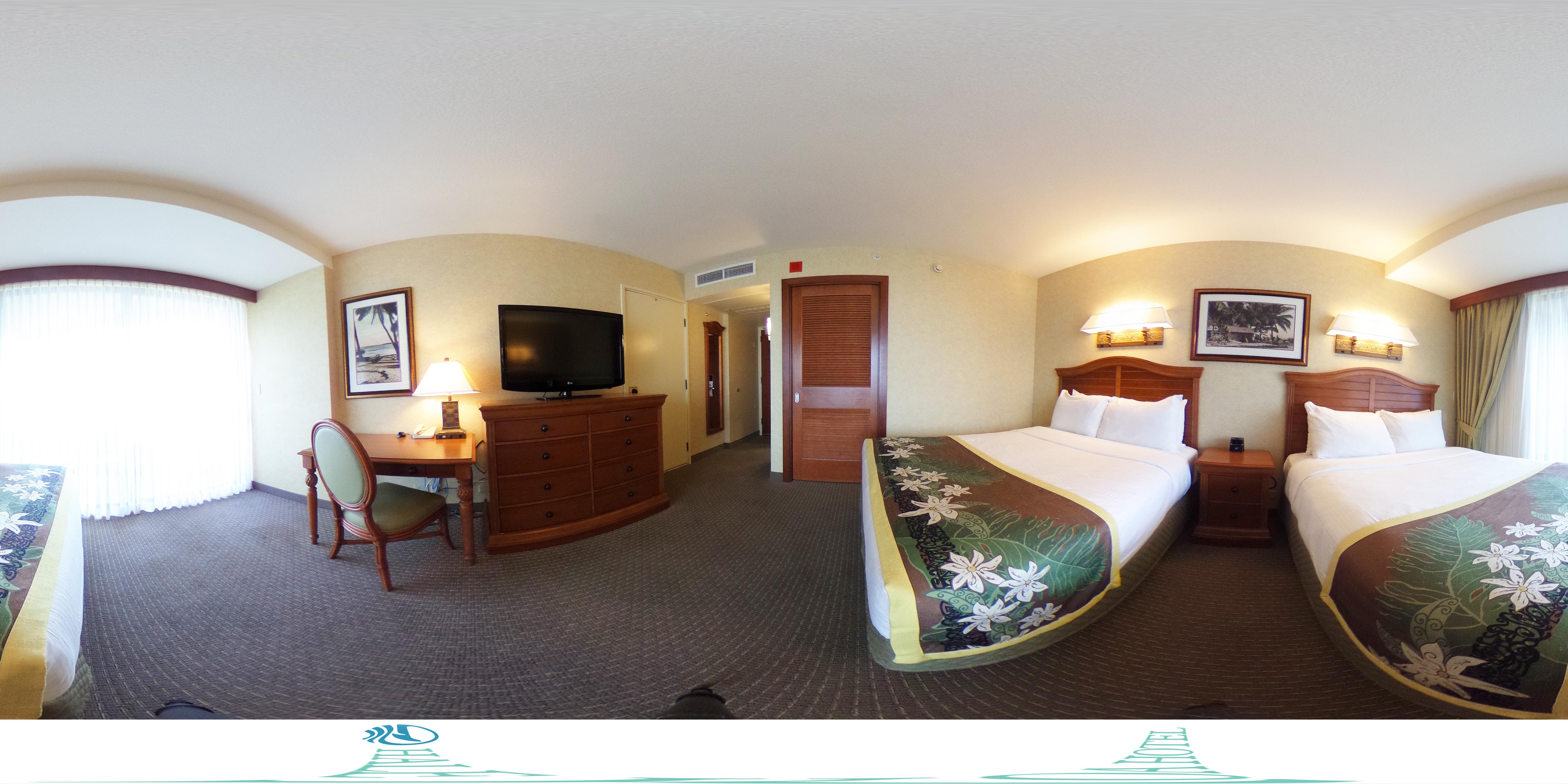Rooms / Suites :: halekoa