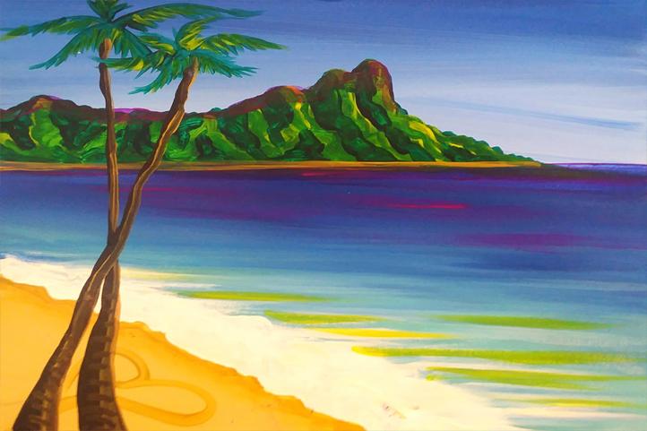 Island Brushes