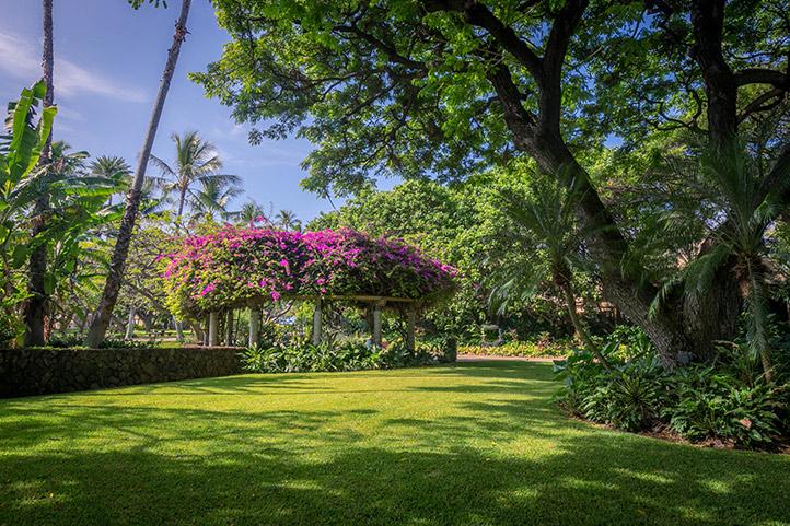 Hale Koa Hotel Garden Tour